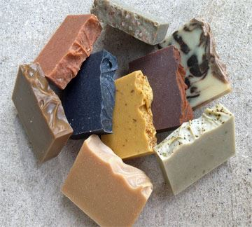 Naked Soaps