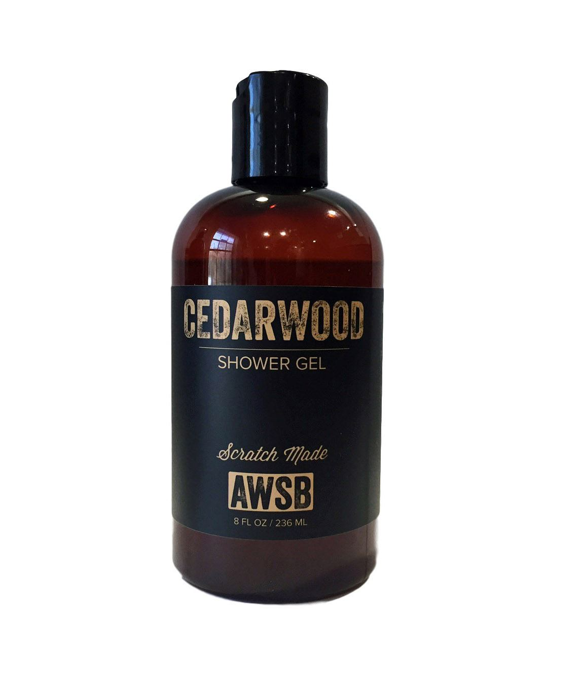 shower gel - cedarwood - NEW! - CEDG