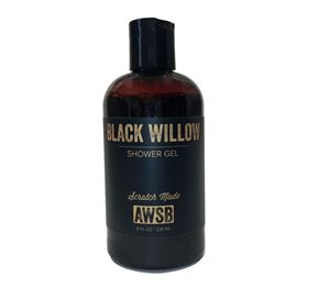 shower gel - black willow NEW! black willow,willow bark,willow,shower gel,shower,gel,handmade,organic,activated charcoal,tea tree,eucalyptus