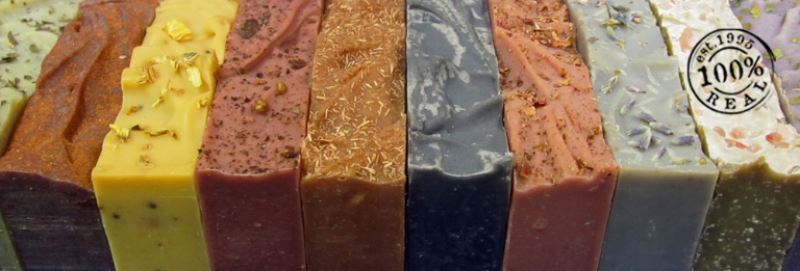 natural handmade organic soap
