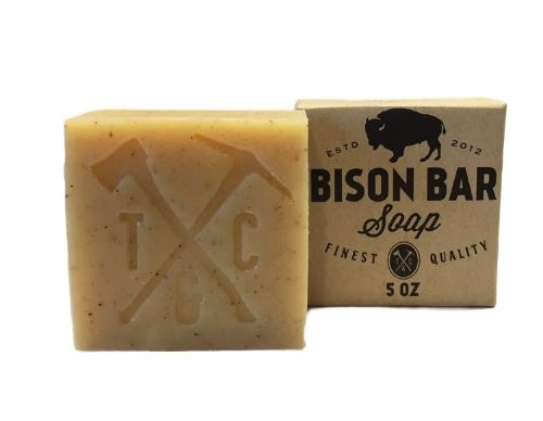 handmade natural organic bison bar