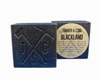 blackland natural organic bar soap