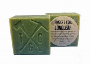 longleaf pine natural organic bar soap