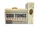 good tidings natural holiday soap