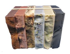natural handmade organic soap odds and ends