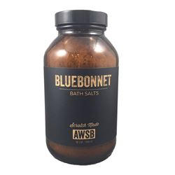 bluebonnet relaxing bath salts