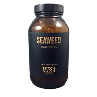 seaweed bath salts seaweed,sea,bath salts,bath,salts,mineral,soothing,relax,vetiver